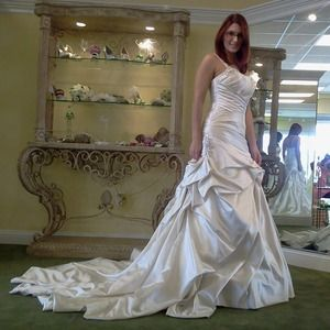 Maggie Sottero Fiorella Wedding dress
