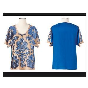 Tracy Reese for Target Neiman Marcus  Tops - Tracy Reese for Target Sequined blouse