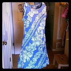 Hilo Hattie Hawaiian A-line dress