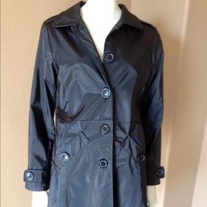 Rave Jackets & Blazers - Rain Trench Coat