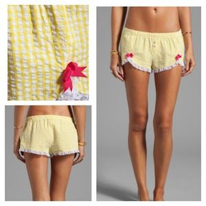 Juicy Couture Pinup Shorts