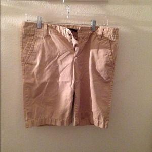 Gap Khaki Bermuda Shorts