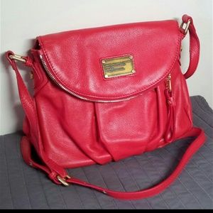 Marc by Marc Jacobs Red Classic Q Natasha