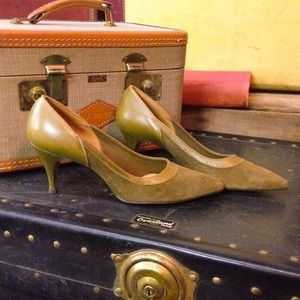 Vintage Miss Wonderful Heels