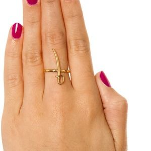 Bing Bang Jewelry - Sword Ring
