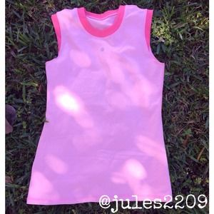 lululemon athletica Tops - $40 Today Lululemon Fitness Top Fabric Peach