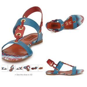 Missoni Shoes - Missoni Sandals