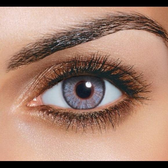 Non Prescription Colored Contacts >> Other Nonprescription Colored Contacts In Gray Poshmark
