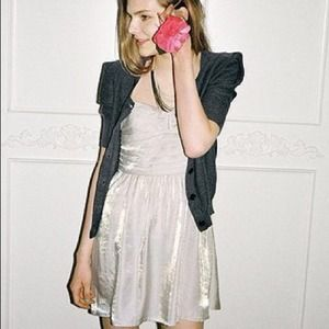 Silence + Noise Urban Outfitters Luster Dress 2