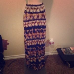 Dresses & Skirts - 🌻REDUCED🌻 Foldover skirt bundle