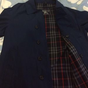 Authentic Burberry Coat!