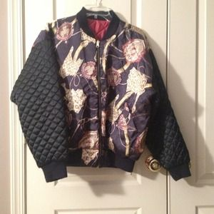Other - Sale-Vintage reversible jacket