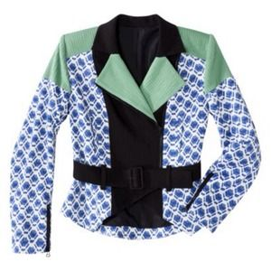 Peter Pilotto Jackets & Blazers - SOLD //Peter Pilotto for Target - Moto Jacket - XS