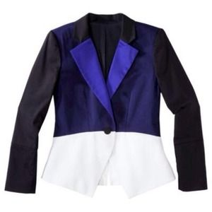 Peter Pilotto Jackets & Blazers - Peter Pilotto for Target - Colorblock Blazer - Lg