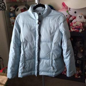Light blue GAP jacket