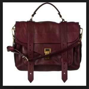 ✨2X HOST PICK✨Proenza Schouler Burgundy PS1