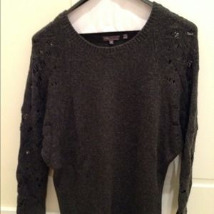 Vince Grey Cashmere Sweater!