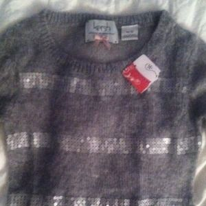 KERSH BRAND MOHAIR SWEATER