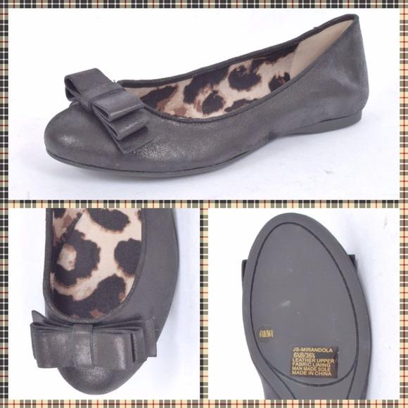 💞HP💞JESSICA SIMPSON Flats - Sz 6 5 Skimmer Shoes NWT