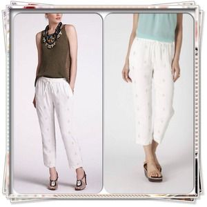 Pointed Cressida crops from Anthropologie