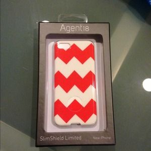 Agent 18 Accessories - Chevron iphone 5 Case