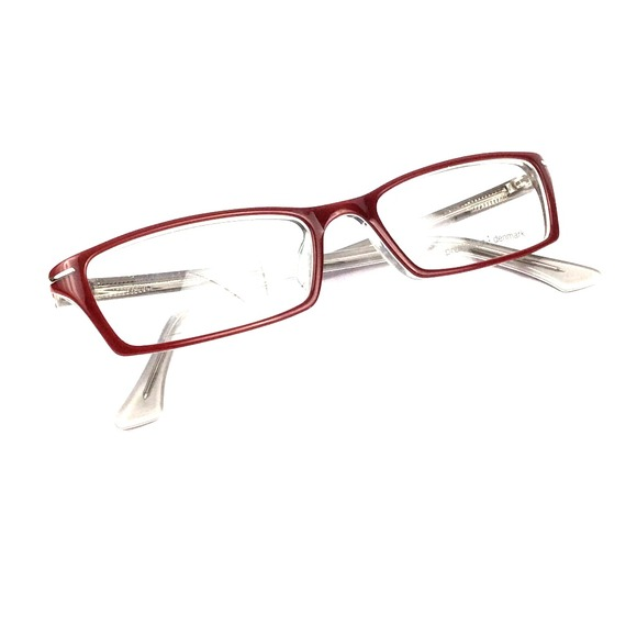 67a5245fac prodesign Denmark Accessories - Prodesign Denmark red glasses eyewear  frames new