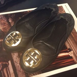 *Reduced* Tory Burch Reva Flats size 6.5