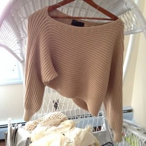 NASTYGAL cropped sweater