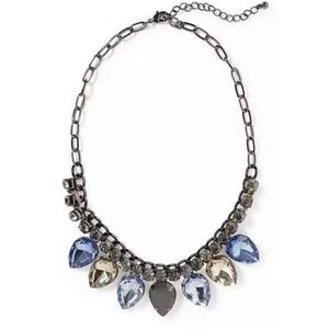 Tinsley Road large stone statement necklace