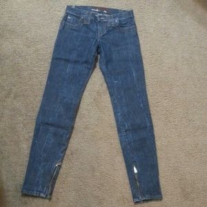 Miss Sixty Low Rise Jeans, Size 26