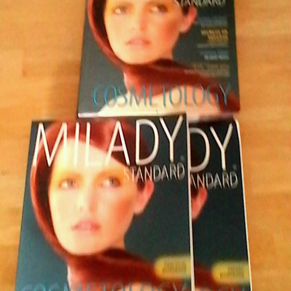 Milady Cosmetology Book