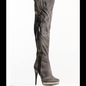 Brand New Over the Knee Boot