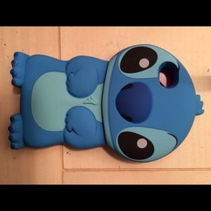 Stitch iPhone 4/4s case! Perfect condition!