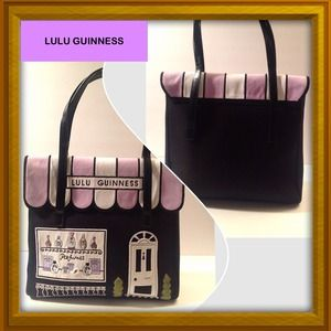Lulu Guinness Handbags - Lulu Guinness Perfume Bag