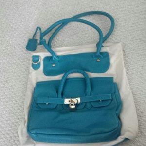 Handbags - Birkin Wannabe Tote Bag