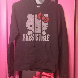 Hello kitty irresistible hoodie