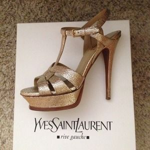 Yves Saint Laurent Shoes - YSL tribute stilettos 3