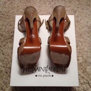 Yves Saint Laurent Shoes - YSL tribute stilettos 4
