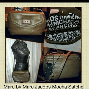 Marc Jacobs Mocha Satchel