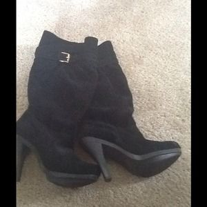 Michael Kors Slouch Boots