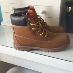 3f1669ea9d212 Forever 21 Shoes | Fake Timberlands | Poshmark