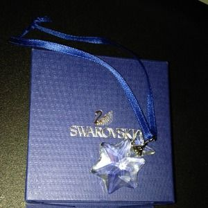 Swarovski Accessories - Swarovski crystal star