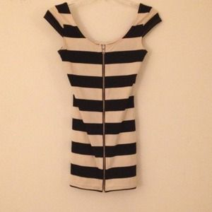 Dresses & Skirts - Striped Dress