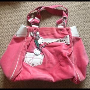 Pink Juicy Couture Handbag