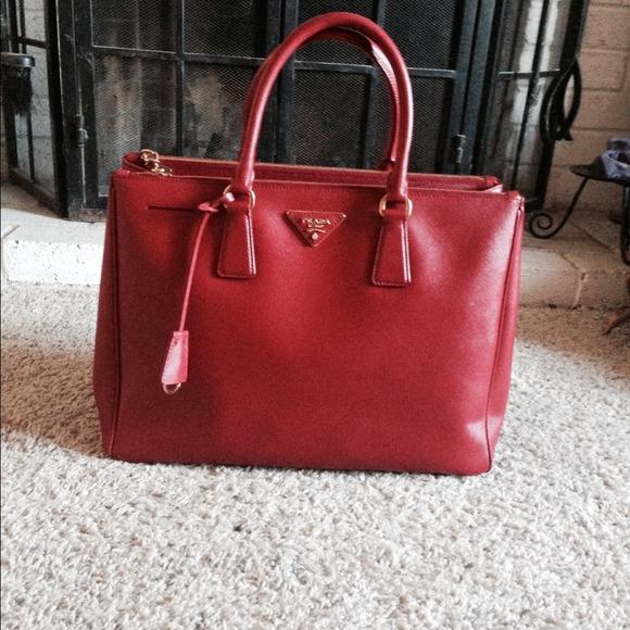 692292d478 cheap prada beige and red bag 98aa4 1aa46