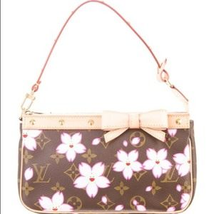 Cherry Blossom Pochette/ Limited Edition