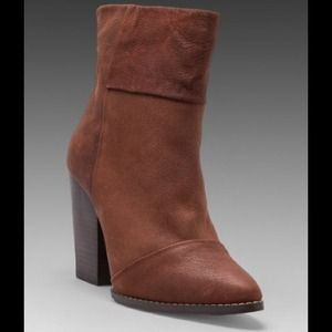 Kelsi Dagger Zidane ankle boot in Mocha Heat