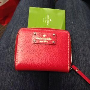 S0lD❌❌❌❌Kate spade wallet