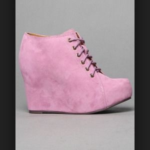 Jeffrey Campbell Shoes - Jeffrey Campbell Lavender Wedges