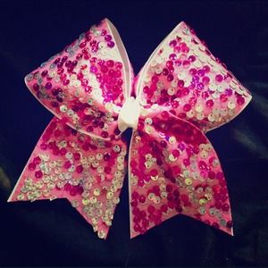 Accessories - CHEER BOWS (: